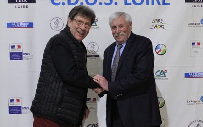 Nouvelle mandature du CDOS Loire : d'un Jacques à un autre !